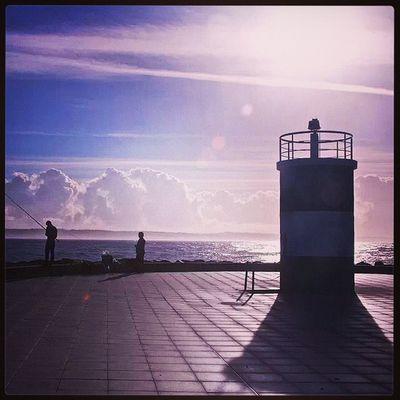 Oeiras, Porto de abrigo