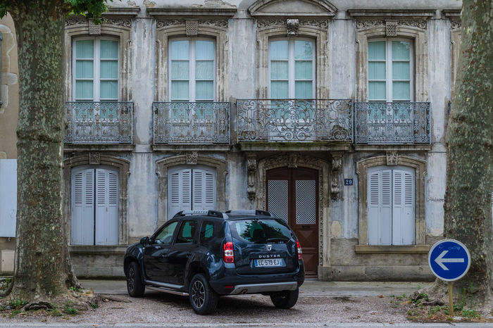 Dacia Duster Architecture Building Exterior Built Structure Car Dacia Düster Land Vehicle Mode Of Transport Outdoors Stationary Transportation Your Ticket To Europe Investing In Quality Of Life The Week On EyeEm