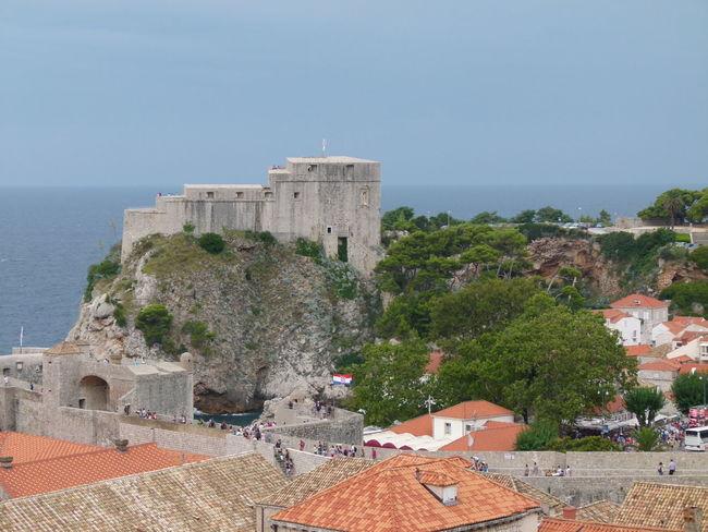 Adriatic Adventure Club Architecture Cloud - Sky Croatia Dalmatia Dubrovnik Oldcity Travel Travel Photography