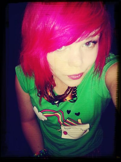 Being A Poser :3