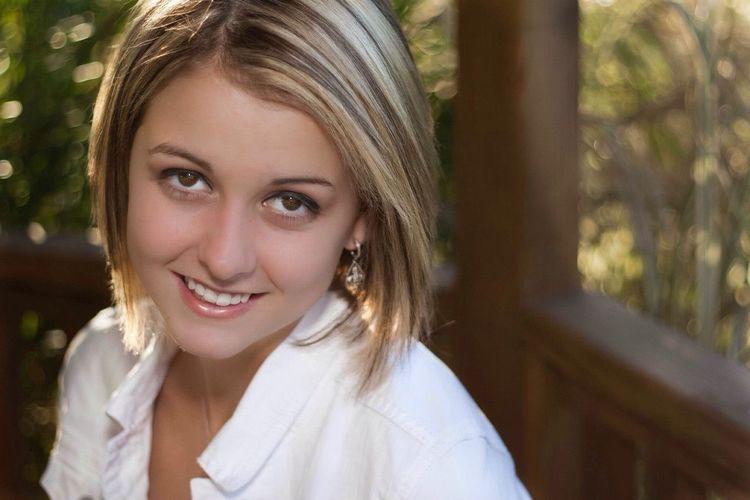 My daughter Megan First Eyeem Photo