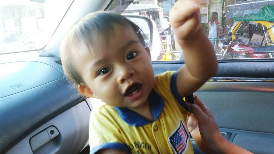Baby sac (cousin) First Eyeem Photo