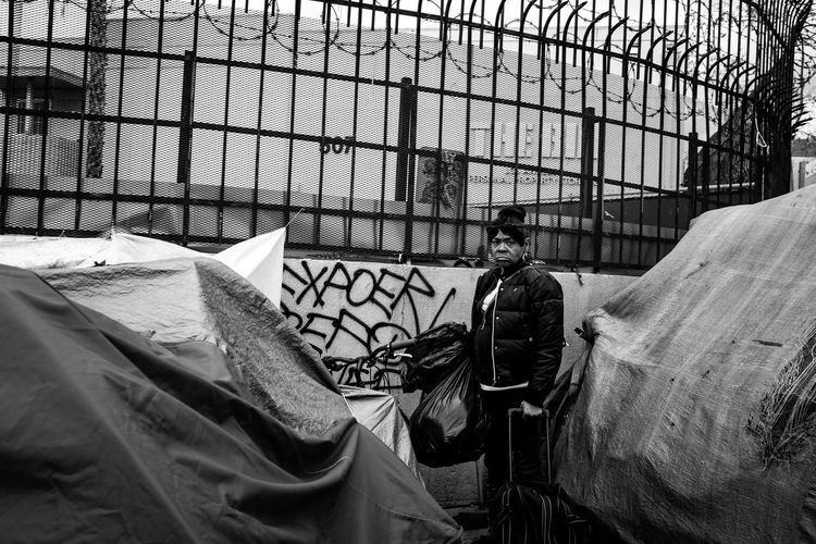 Streetphotography Portrait Homeless Black And White Blackandwhite Fujifilm_xseries Fujifilm Fujix100f Documentary Photography Photo444