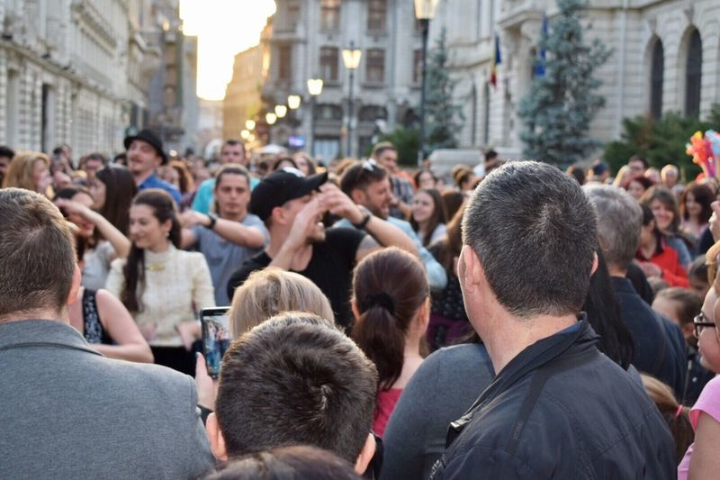 Large Group Of People Crowd City People Men Town Square Summer Togetherness Building Exterior Watching Adult Outdoors Young Adult Unity Women Protestor Architecture Day Adults Only