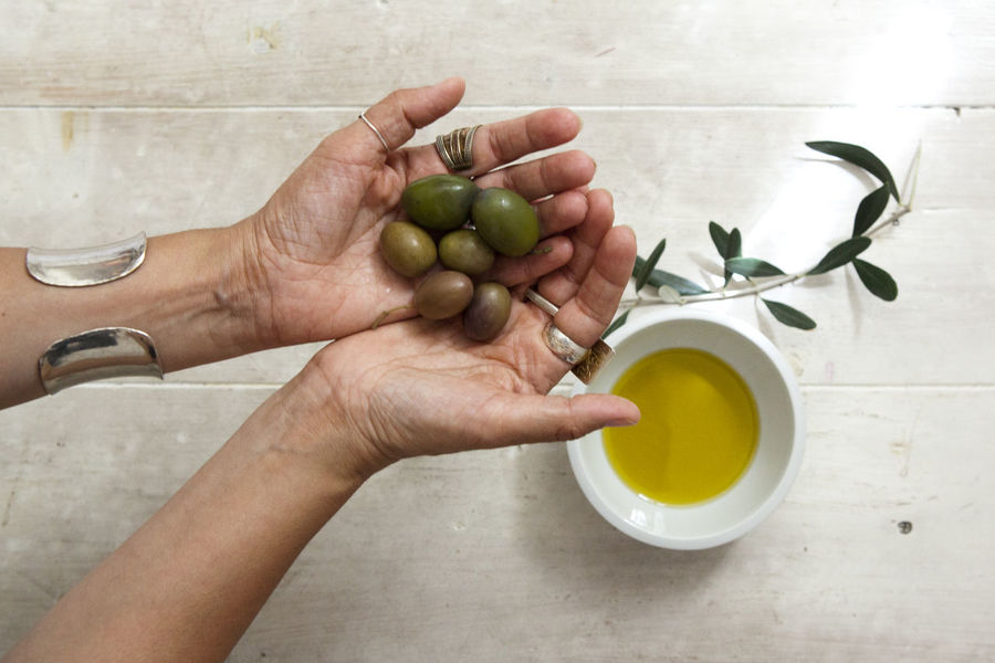 Adult Bowl Bracelet Close-up Day Donate Food Food And Drink Freshness Hands Healthy Eating Holding Human Body Part Human Hand Indoors  Oil Olive Olive Tree Olive Trees Olives One Person Peace People To Feed Woman