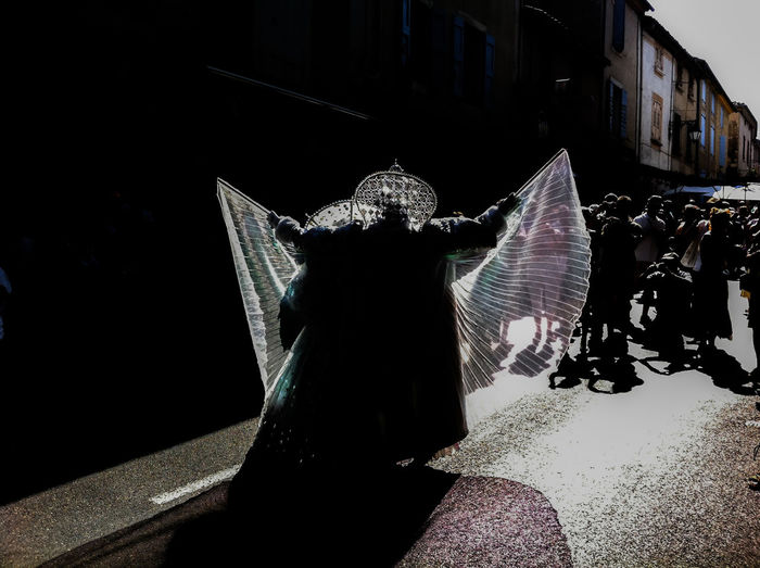 Art Is Everywhere Carnival City Crowd Crown Day EyeEm Fairytale  King Magic Outdoors People Real People Spectator Streetphotography The Street Photographer - 2017 EyeEm Awards Venice