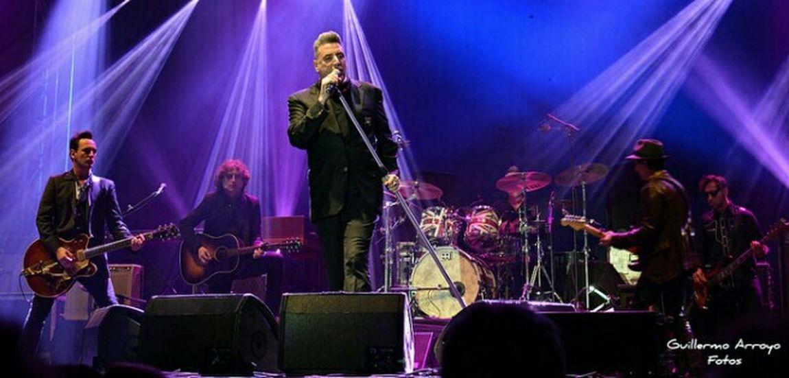 Loquillo Rock'n'Roll Rockstar Musica En Directo Concierto Music Live Music Cantante Singstar Song Cadillac Solitario