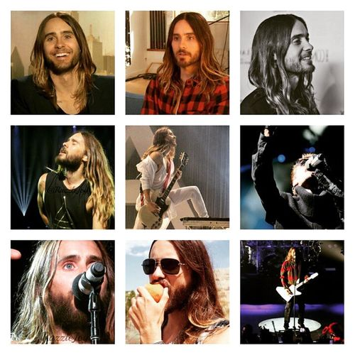Happy Birthday to our King, our man, our Boss, our leader, our Jared. It's 43 years of countless accomplishments, greatness and love, love, love. Thank you for everything you've created with @30secondstomars and all the amazing memories, all the amazing shows, all the amazing moments. I LOVE YOU. HAPPY BIRTHDAY!!!!!! ❤???? HappybdayJaredLeto Birthday Jaredleto Echelon TSTM MARS thirtysecondstomars love life blessed moments