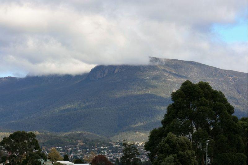 Tasmania Wilderness Area Hobart Nature Mount Wellington