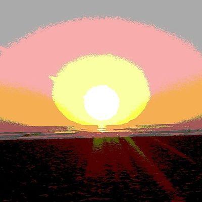 Sunset Beach Sandiego Photographyhobby Photography Missionbeach Colors Trippy