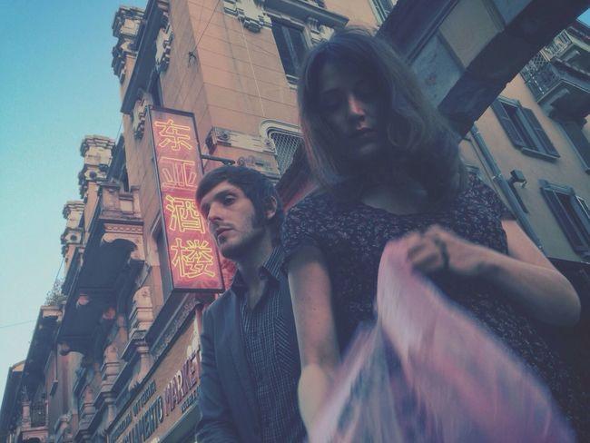 Ilgenio Barcinesi IPhoneography Street Portrait
