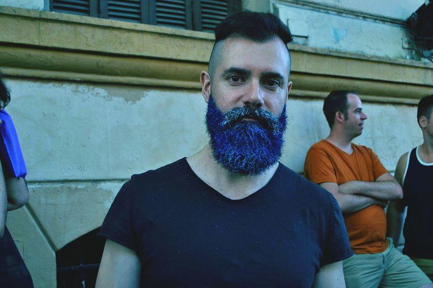 MarchaDelOrgullo Homosexuel Barba