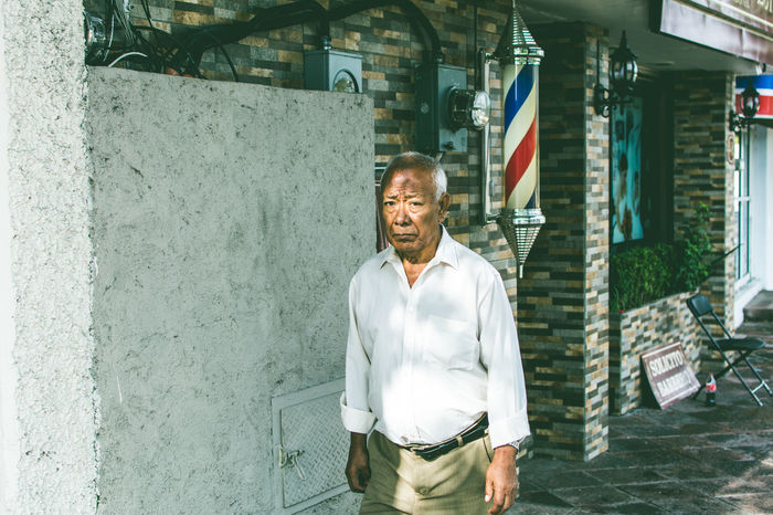 Barber Barbershop Colors Natural Light Old Man Street Street Photography Streetphotography