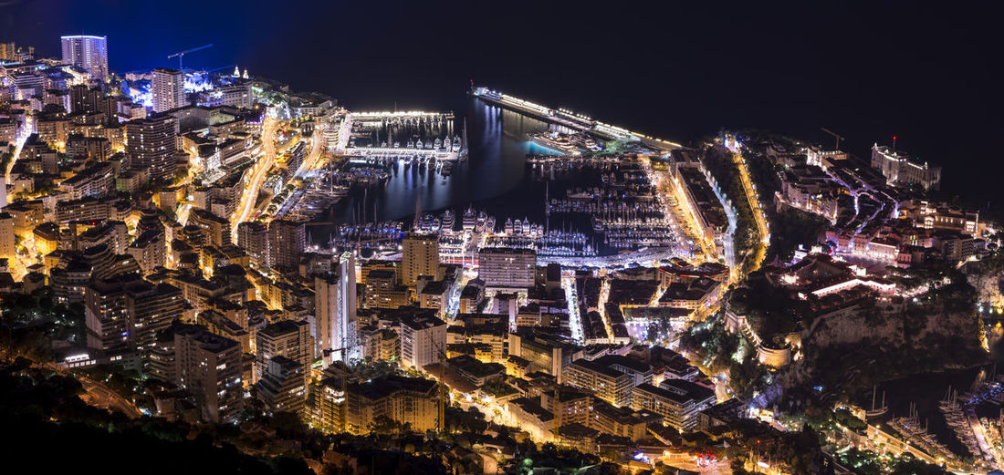 Monaco Harbor by night Architecture City Cityscape Illuminated Monaco Monte Carlo Night Night Lights Nightlife Nightphotography Outdoors Travel Destinations