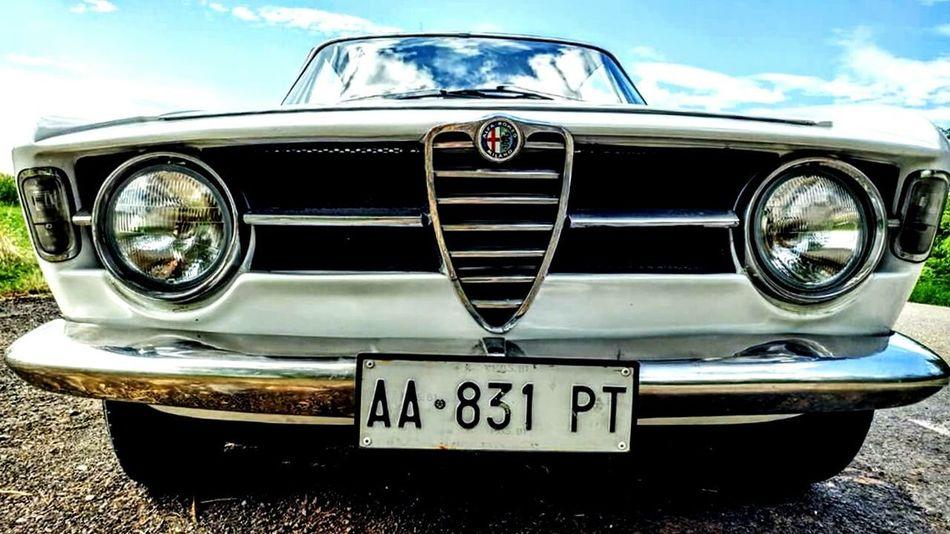 Alfa Romeo Car Old-fashioned Vintage Car Retro Styled Italy❤️ Friend ✌ Motoring History