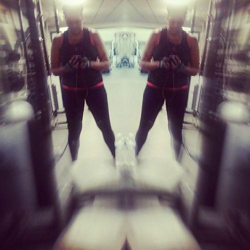 ?? Fitness FitKandy Fitlife Ilift weightsgiveyoushape preworkoutstillgoing bodyinmotion onegainatatime longandleanisthegoal