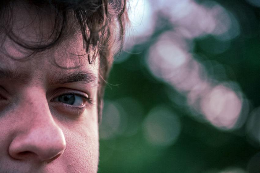 Eye ~ Ż, effects by Simon EyeEm Best Shots EyeEmNewHere EyeEm Gallery EyeEm Kraków, Poland Poland Nowa Huta Kraków Photo Nowa Huta Photography Model Boy Polishboy  Human Eye Portrait Human Face Eyeball Men Soccer Field Headshot Eyebrow Looking At Camera Eye Human Nose Eye Color Iris - Eye Depression - Sadness Sensory Perception Beaten Up Disappointment