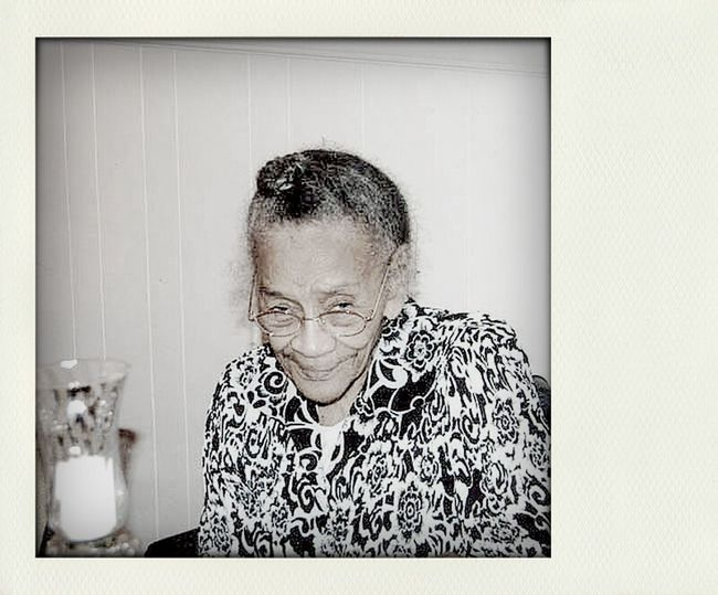 My Beautiful Grandmother RIP. granma nellie