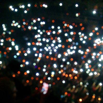Stars showing us the way 👆@djwich Lucerna Prague DJWich ChampionSound