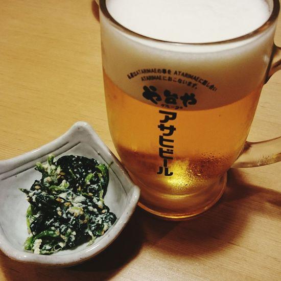食べもの Food 麦酒 Beer Glass Foods Beer Time Beer Beers Beer - Alcohol Food And Drink ビール Drink Drinking Glass や台や