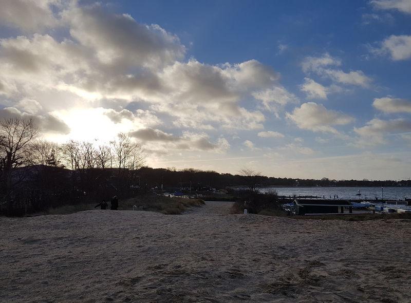 Baltic Baltic Sea Balticsea Beach Blue Sky Cloud Clouds And Sky Lübecker Bucht Lübeckerbucht Niendorf Niendorf, Ostsee Niendorfer Strand Ostsee Strand Strand ♥ Timmendorfer Strand Timmendorferstrand