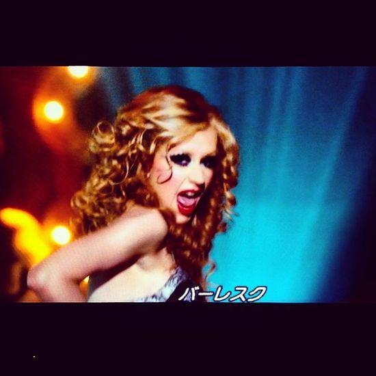 久し振りに観たけどカッコよろしいな。#burlesque#バーレスク#ChristinaAguilera