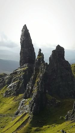 The Old Man Of Storr series continues.... Isle Of Skye Scotland Nature Photography Skye