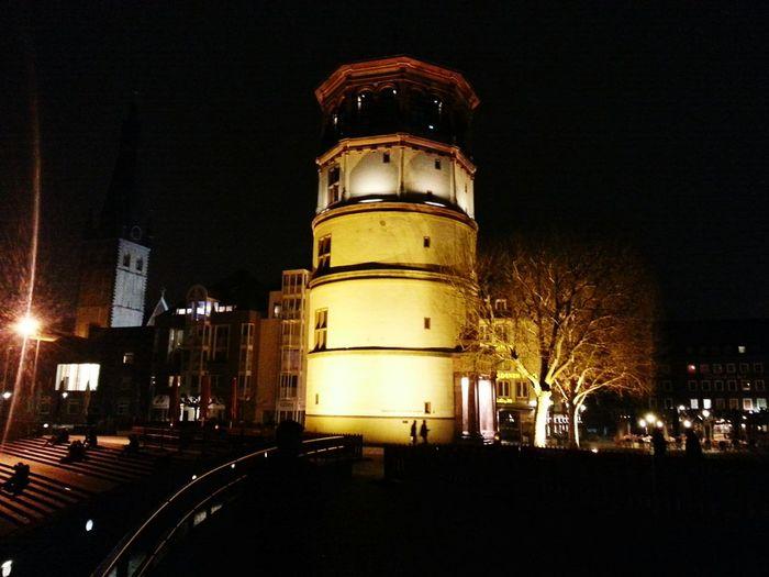 By the Rhein, Dusseldorf