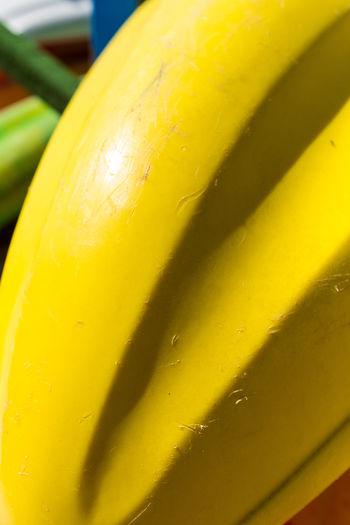 Full frame shot of yellow