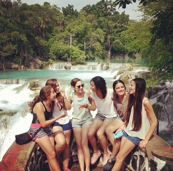 Huasteca Nature Friends Takemeback
