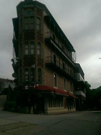 Ak. Eureka hotel downtown