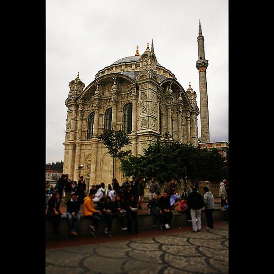 Cami Mosque Ortaköy Mosque Ortaköy