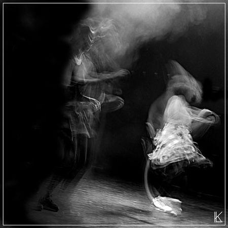 Hip-hop girl style 2 Long Exposure Slowshutter Dancer EyeEm Bnw Bnw Blackandwhite Black & White Capturing Movement Noiretblanc Bnw_life
