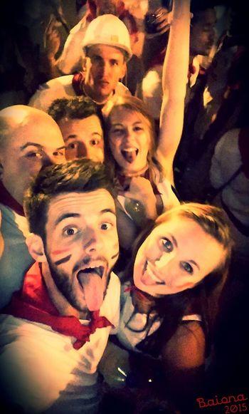 On peut vivre que ca dans le Sud Ouest ! Baiona Sud Ouest Feria 2015 Bayonne Rouge Blanc Friends Eyeem Best Shot
