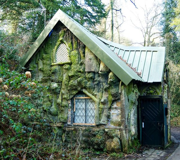 Witches House 🏚 Built Structure Architecture Abandoned No People Day Sky Building Exterior Outdoors Tree Cottage Shack Wooden House Little House House House In The Woods Surrounded By Nature No One Home Unloved Wooden Construction Walking In The Woods Beauty In Nature Magical Forest Historical Building Woods