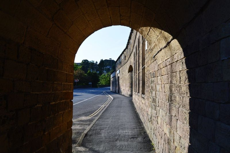 Arch Architecture Bridge - Man Made Structure Travel Destinations History Tunnel The Way Forward
