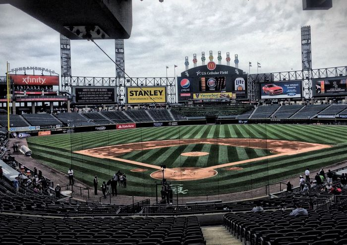 Chicago White Sox Baseball U.S. Cellular Field Chicago Iphone 6