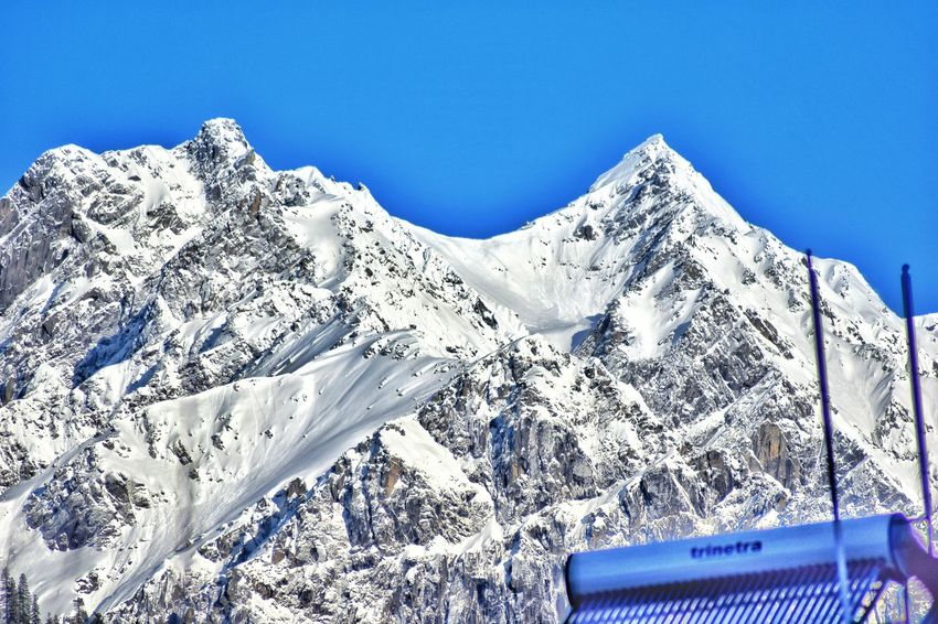 Mountain Blue Day Outdoors No People Snow Nature Sky Close-up Colourful Snowcapped Mountain Himachal Pradesh, India Landscape Travel Beauty In Nature Backgrounds Streetphotography