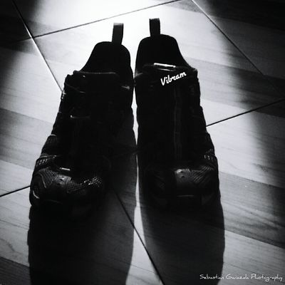 Shoes ♥ Vibram High Quality B&W Collection Let's Do It Chic! Creative Light And Shadow