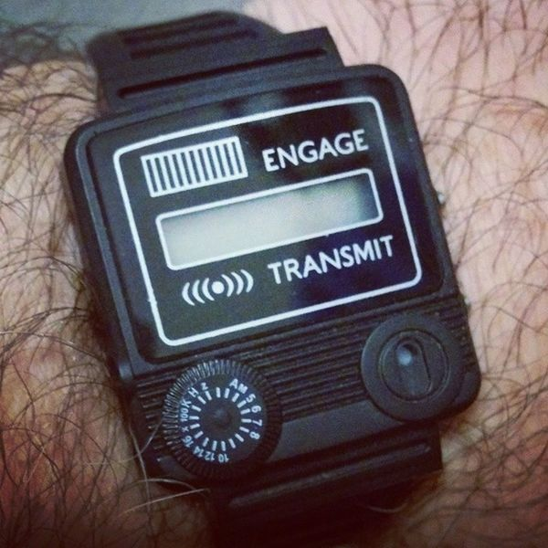 Google needs to make a car to match my smart watch. Knightrider Kitt