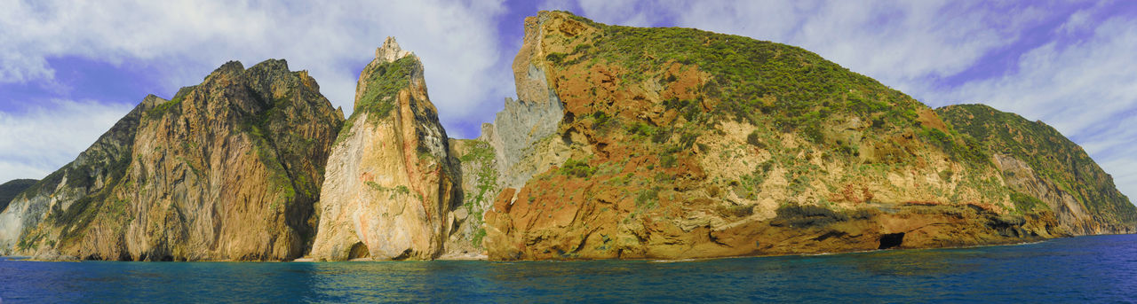 palmarola island Beauty In Nature Cliff Day Mountain Nature No People Outdoors Physical Geography Rock - Object Rock Formation Scenics Sea Sky Water EyeEmNewHere The Great Outdoors - 2018 EyeEm Awards My Best Travel Photo My Best Photo