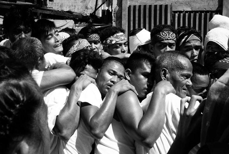 Outdoors Togetherness Large Group Of People EyeEm Best Shots Street Photography Street Photographer Eyeem Philippines EyeEm Gallery EyeEm EyeEm Phillipines Faith And Devotion Faith And Patience Gewang Gewang 2017 Binangonan The Photojournalist - 2017 EyeEm Awards BYOpaper