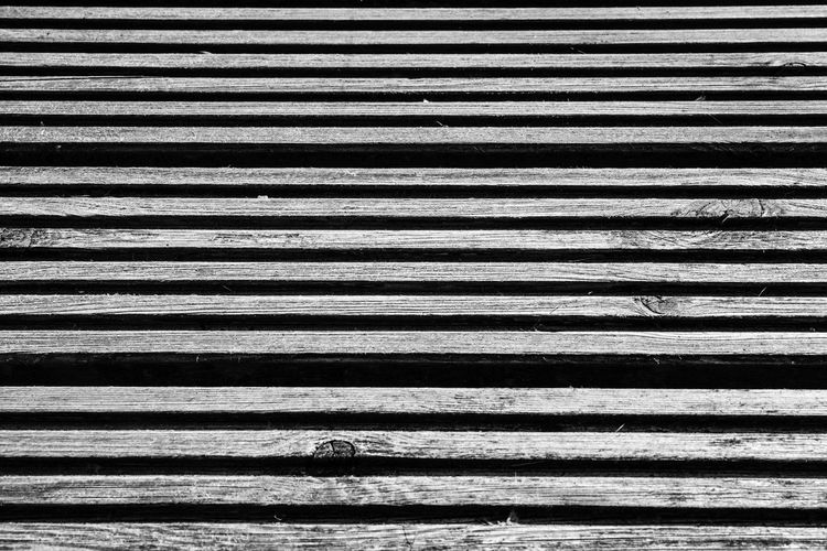 'Deck Boards' Backgrounds Close-up Day Decking Decking Wood Full Frame Horizontal LINE No People Outdoors Parallel Pattern Striped Textured  Wood Wooden Board Zebra
