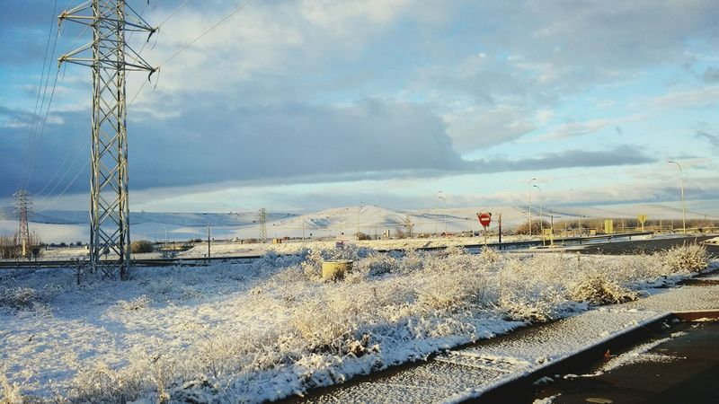 Soria Nieve Invierno