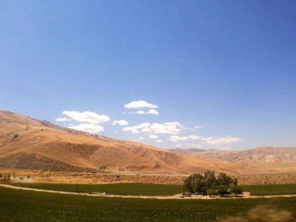 California Vineyard Travel On The Road Landscape Tadaa Community