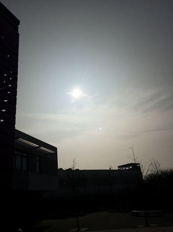 Eclipse2015 Solar Eclipse 2015 Omg London Hello World Sun