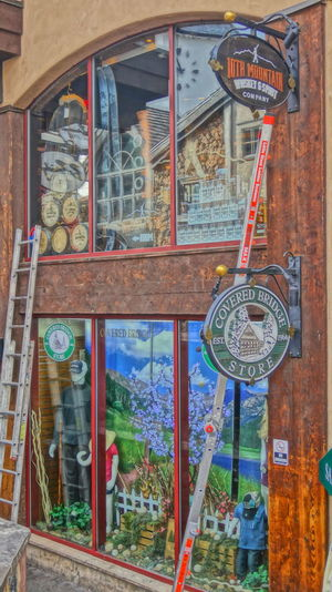 one shot photo One Shot One Shot Photography Vail Colorado Architecture Building Exterior Built Structure Close-up No People Outdoors Text Vail  Vail,co Window