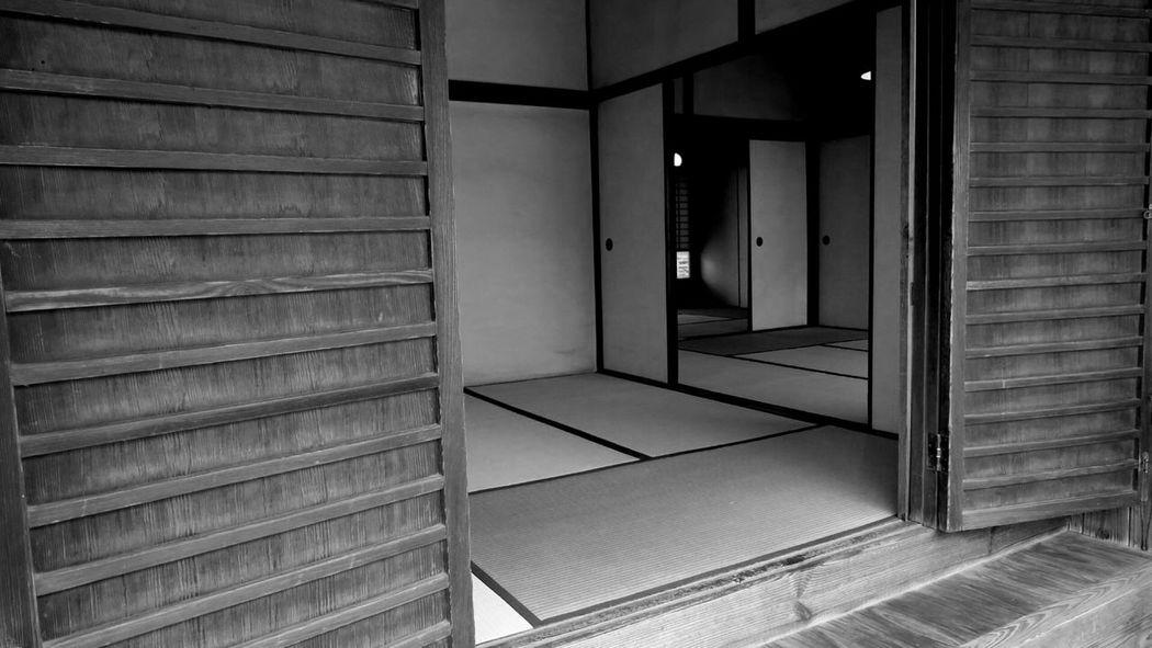 Photographic Memory Japanese-style Room Oldstyle Japanese Style Simple Photography From My Point Of View Asian  Blackandwhite Black & White Monochrome House Light And Shadow EyeEm Best Shots The Architect - 2016 EyeEm Awards Ultimate Japan