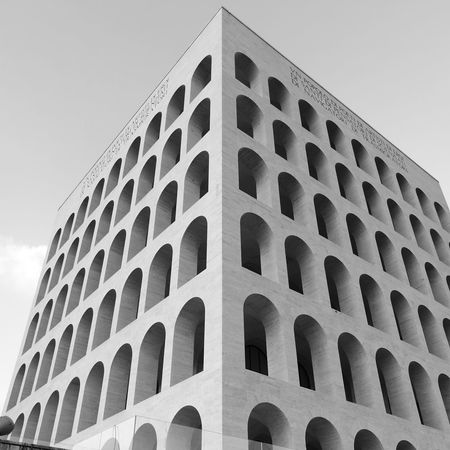 Architecture Built Structure Building Exterior Low Angle View Day Outdoors No People Modern Huawei P9. Leica Huawei P9 EyeEm Gallery Blackandwhitephotography Blanco Y Negro. Architecture Adult Window