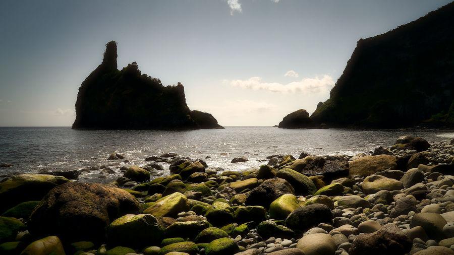 Flores Island,